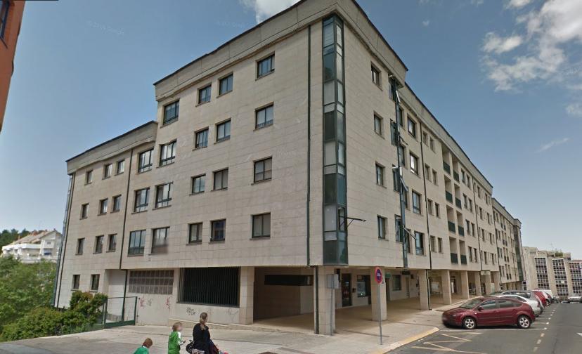 Rehabilitación edificio c/Pan Vieiro