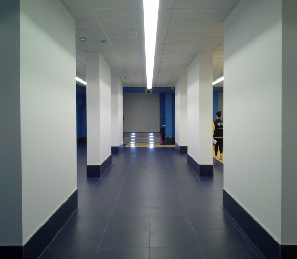 Hospital Álvaro Cunqueiro. Vigo