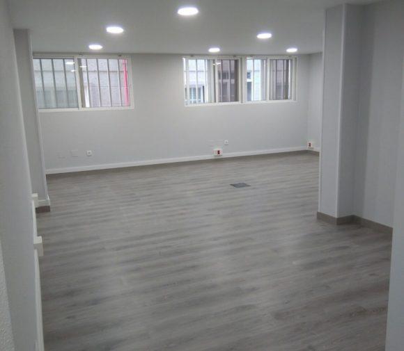 Reforma Oficina. Pontevedra