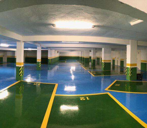 Reforma garaje Pontevedra